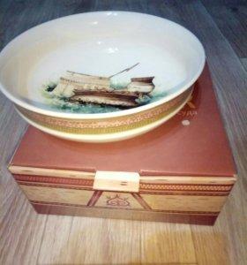 якутская национальная посуда
