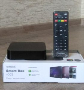Rombica Smart Box 4K v003