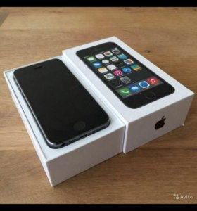 iPhone 5s spay grey 16гб