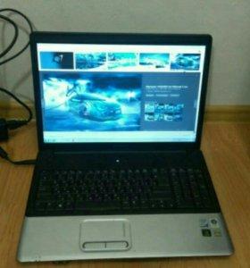Ноутбук compaq cq70