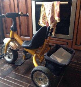 Детский велосипед LEXUS.