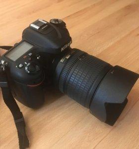 Nikon D7100 Kit Nikon 18-105mm 1:3.5-5.6G