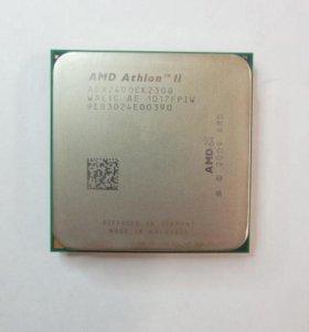Процессор AMD Athlon II adx2400ck23gq