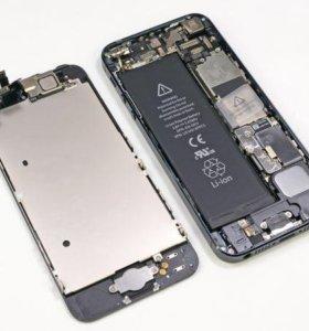 Ремонт дисплея iPhone 5 5s SE 5c
