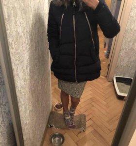Женский Тёплый зимний пуховик Bogner