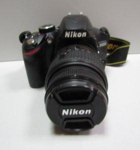 зеркальная фотокамера Nikon D3200 Kit (Арт.Р4879)