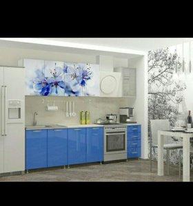 Кухня 2м