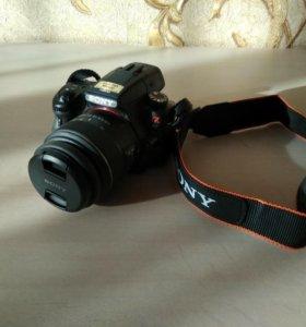 Фотоаппарат Sony SLT-37