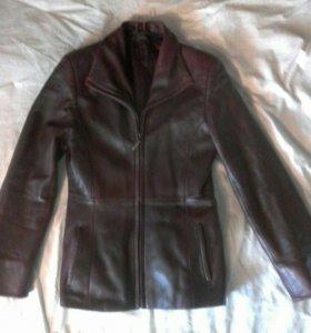 Куртка кожанная женская 44-46