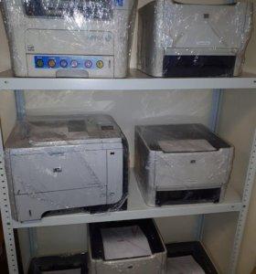Принтер HP Canon Xerox сканер копир МФУ