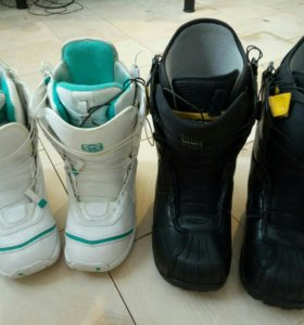Сноубордические ботинки. Ботинки для сноуборда.