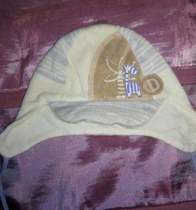 Демисезонная шапочка 40 см.