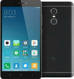 Новый смартфон, стекло 3/32 GB Xiaomi Redmi Note 4