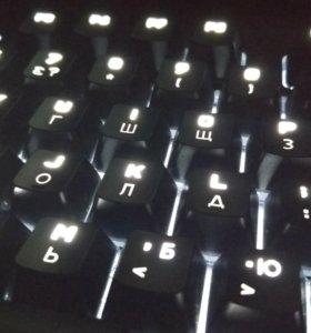 Механическая клавиатура Logitech g610 orion brown