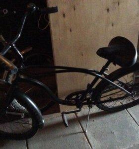 велосипед круйзер Shwin