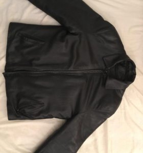 Кожаная куртка gianfranko ferre
