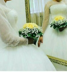 Свадебные платья )