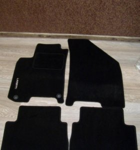 Комплект новых ковриков Chevrolet Lacetti