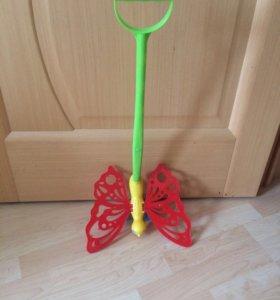 Бабочка-каталка