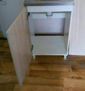 Продам шкаф для кухни сушилка и мойка