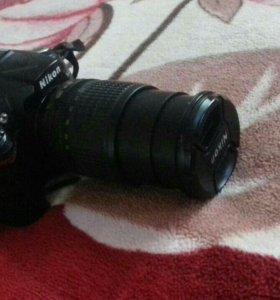 Фотоаппарат зеркальный nikon d90