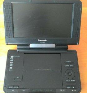 Panasonic DVD-LS835 - Портативный DVD-плеер