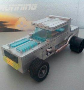 Лего машина hot rod.