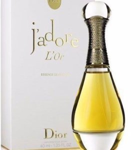 J'adore L'or Dior