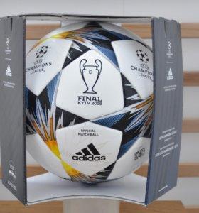 Футбольный мяч Адидас Киев 2018 в коробке, CF1203