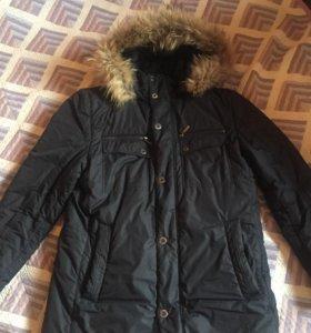 Зимняя куртка саггега