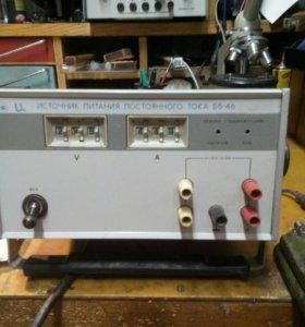 Лабораторный блок питания Бп 5-46