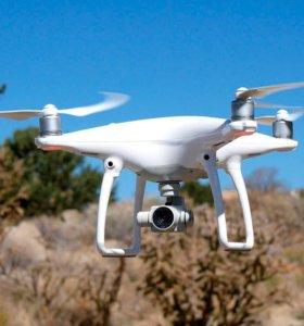 Фото Видеосъёмка с квадрокоптера