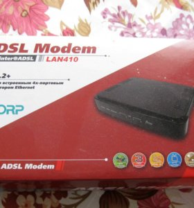 ADSL ACORP Sprinter