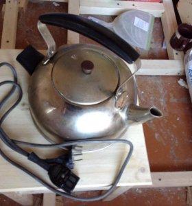 Чайник электрический СССР