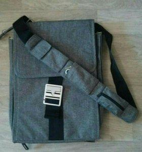 Портфель-рюкзак икеа