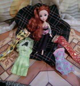 Кукла+одежда в подарок