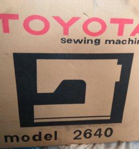 TOYOTA model 2640
