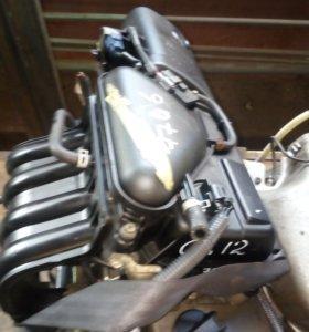 Двигатель Ниссан Марч СР12ДЕ AK12