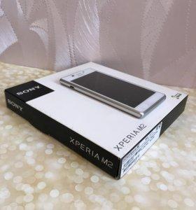 Телефон Sony Xperia M2
