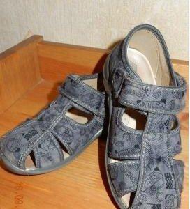 Текстильные туфли Kapika стелька 17.5см