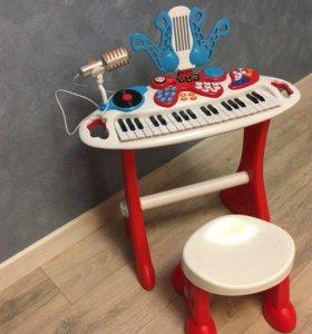 Синтезатор для детей аренда