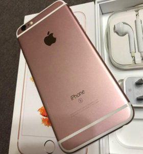 iPhone 6s 16gb Rose gold О.Б.М.Е.Н