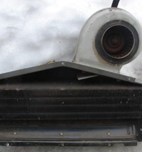 Печь обогрева салона УАЗ