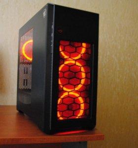Игровой пк Intel + 8Gb ram + GTX 1050