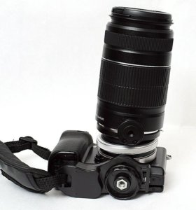 Тилт canon-sony a7 nex