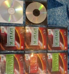 Dvd и cd диски