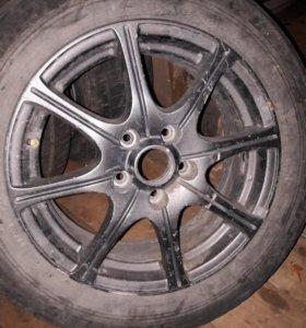 Литьё цена за 4 колеса на 16