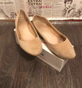 Обувь, балетки босоножки