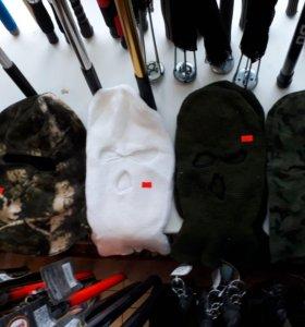 Шапка -шлем для охотников