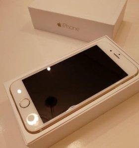 iPhone 6 64 Gb Gold в оригинальной комплектации